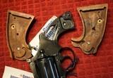 "Colt Diamondback 4"" Blue Steel 38 Special 6 Shot Revolver 1970 NO Box - 17 of 25"
