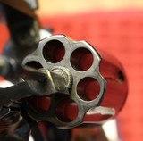 "Colt Diamondback 4"" Blue Steel 38 Special 6 Shot Revolver 1970 NO Box - 11 of 25"