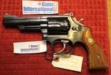 "Smith & Wesson S&W 19-6 Blue Steel 4"" Barrel 6 Shot 357 Magnum Revolver with NO box"