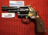 "Smith & Wesson S&W 19-4 Blue Steel 4"" Barrel 6 Shot 357 Magnum Revolver with NO box"