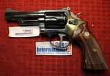"Smith & Wesson S&W 19 No Dash 4 Screw Blue Steel 4"" Barrel 6 Shot 357 Magnum Revolver with NO box"