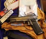Dan Wesson 1911 10mm Wraith Model 01848 Distressed Suppressor Ready