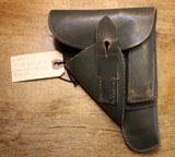 Walther PP / 1934 Beretta Holster - Forestry Police