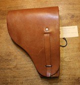 MAB model D French Holster (ORIGINAL) with a 1935-S Magazine