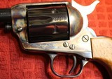 Colt Single Action Army SAA 3rd Gen Sheriff's Model .44-40/.44 Special 1979 or 80 Model P-1934 I think - 9 of 25