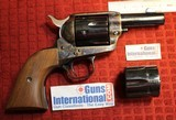 Colt Single Action Army SAA 3rd Gen Sheriff's Model .44-40/.44 Special 1979 or 80 Model P-1934 I think