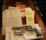 Colt SAA 3rd Gen 44 Special Model P1750