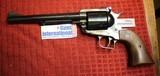 Ruger Super Blackhawk 44 Magnum Square Trigger Guard