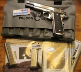 Wilson Combat 1911 Vickers Elite® 9mm with Upgrades See Build Sheet