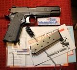 Hilton Yam Limited Run Springfield Armory Operator 10-8 45acp 1911 Custom Pistol