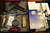 Wilson Combat Beretta 92G Brigadier Tactical® 9mm Semi Auto Pistol