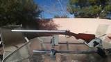 Mark IV Kodiak Double Rifle 45/70