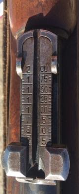 Scarce BSW (Berlin-Suhler Waffen) -625B German Rifle - 7 of 7