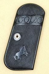 COLT FACTORY MODEL 1903/1908 M Pocket Pistol Grips - 2 of 7