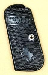 COLT FACTORY MODEL 1903/1908 M Pocket Pistol Grips - 3 of 7