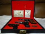 """Browning """"3 Gun Pistol Set"""""""