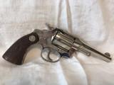 Colt Police Positive 32-20 WCF 1936