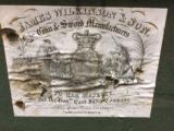 James Wilkinson & Son SxS .54 cal Percussion cap Muzzle loading rifle
