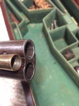 James Wilkinson & Son SxS .54 cal Percussion cap Muzzle loading rifle - 14 of 15
