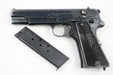 WW2 Early Nazi 3 Lever Radom Waffen Eagle 189 Proof WWII