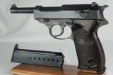 WW2 Scarce Walther ac 44 P.38 Eagle/140 Frame WWII