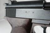WW2 Scarce Walther ac 44 P.38 Eagle/140 Frame WWII - 5 of 10