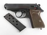 Original WW2 Nazi Police Walther PPK Eagle/C WWII Vet Bring Back