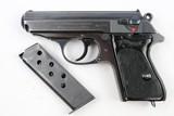 WW2 Original Nazi Police Eagle/C Walther PPK WWII