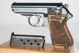 Rare Original WW2 Nazi Walther PPK RFV Marked WWII