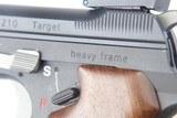 Rare Mint ANIB Sig P210 Target Heavy Frame Original Box - 14 of 18
