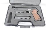 Rare Mint ANIB Sig P210 Target Heavy Frame Original Box - 4 of 18