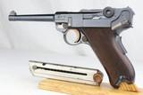 Original Swiss Bern Model 1906 '06/24 Luger