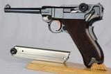Original Swiss Bern Model 1906 06/24 Luger