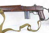 Excellent Original WWII 1943 Inland M1-A1 Paratrooper Carbine - Type II WW2 - 3 of 25