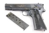 Original WWII Polish Eagle Radom - Delta Stamped All Matching WW2