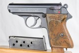 Beautiful Early WWII Walther PPK 1933 All Matching WW2