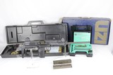 Original Early Complete IMI Type A Uzi - ANIB w/ Tactical Case And Accessories
