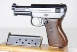Original WWII 1934 Mauser, Nazi Era WW2, All Matching, Minty Bore
