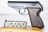 Excellent Original WWII Nazi Army Mauser HSc, All Matching, WW2