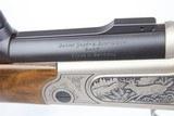 Gorgeous ANIB Merkel Model K1 Jagd Stalking Rifle Stutzen Carbine 308 Winchester - 19 of 25
