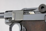 WW2 1937 Mauser P.08 Luger Rig - Two Matching Magazines - 9mm - 7 of 18