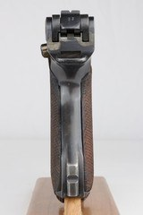 1918 Erfurt P.08 Luger Rig - Two Matching Magazines - 9mm - 3 of 19