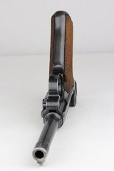 1937 Mauser P.08 Luger - First Variation - 5 of 13