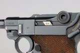 1937 Mauser P.08 Luger - First Variation - 6 of 13
