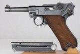 1937 Mauser P.08 Luger - First Variation