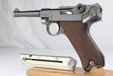 Scarce Simson P.08 Luger - Blank Chamber - 1 of 21