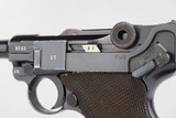 Scarce Mauser P.08 Luger - 41/42 Code - 1941 - 9mm - 6 of 12