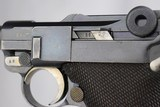 1936 Nazi Mauser P.08 Luger - 9mm - 6 of 17