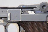 1937 Nazi Mauser P.08 Luger - 6 of 18