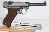 1936 Krieghoff P.08 Luger - Matching Magazine - 9mm - 2 of 13